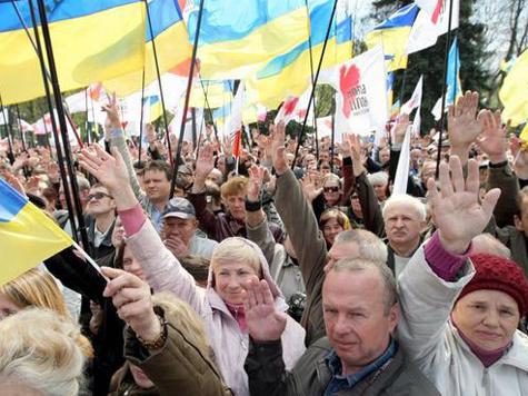 В Украине вновь созрела революционная ситуация