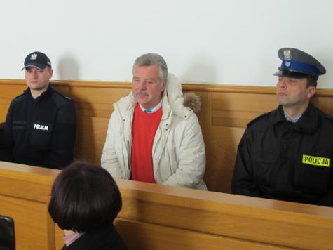Арестованных по