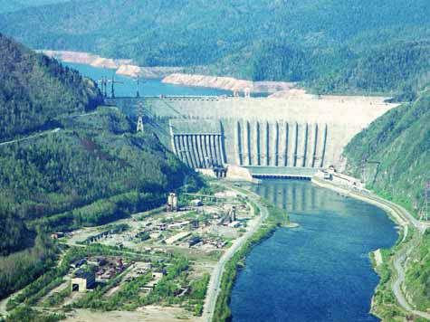 ГЭС ожидают большую воду
