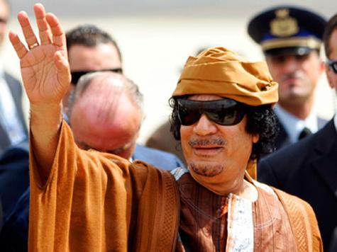 Международный уголовный суд в Гааге объявил о выдаче ордера на арест Муаммара Каддафи