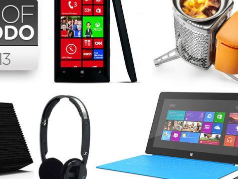 Самый лучший телефон, планшет и фаблет осени-2013