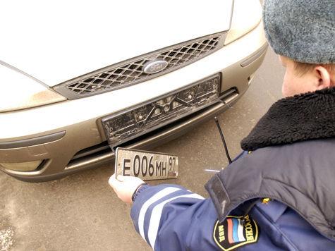 От нехватки номеров автомобили в Москве спасут новые коды региона