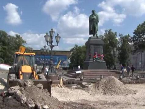 Изменения к лучшему коснутся и Новопушкинского сквера, где восстановят цветники и газонные светильники