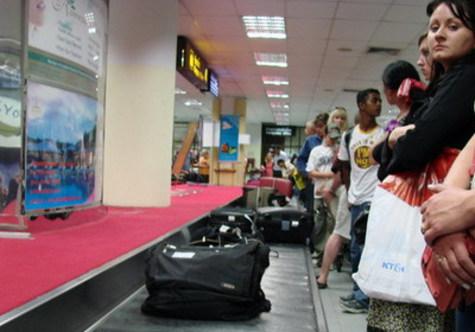 В американском аэропорту нашли 35 отрезанных голов