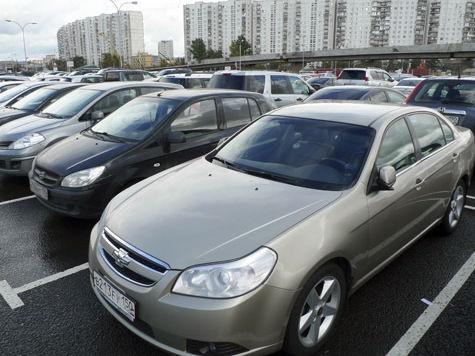 На перехватывающей парковке авто не останется без присмотра хозяина