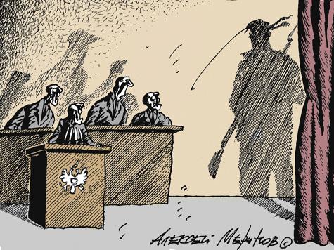 Чирикова и Собчак ушли с дискуссии о штрафах за нарушения на митингах