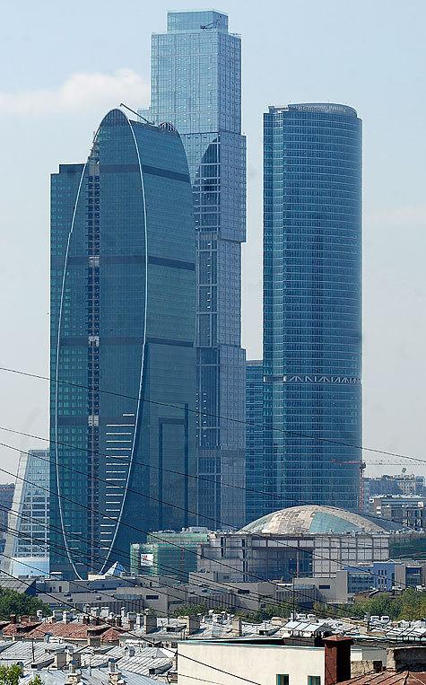 Назван окончательный срок завершения строительства столичного делового центра