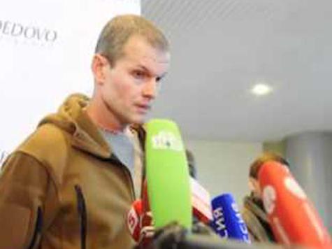 Летчик Владимир Садовничий: «Мы дойдем до международного правосудия!»