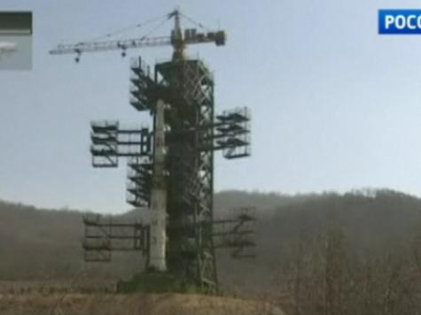 Корейская ракета-носитель совершила самоубийство?