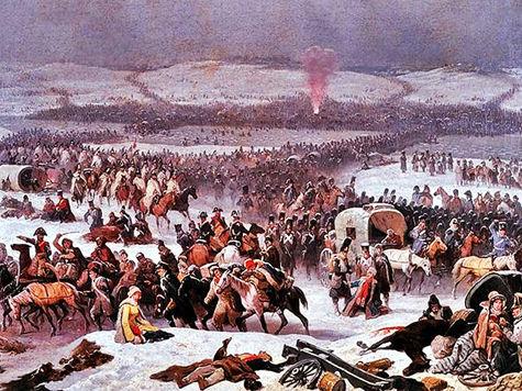 200 лет назад Наполеон на Березине «потерпел победу»