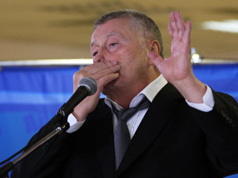 Уголовная история с подарками для Жириновского не получила тюремного продолжения