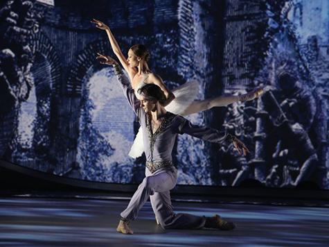 На «Мосфильм» пришел «Большой балет»