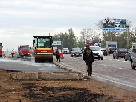 Дорожные работы теперь не будут неожиданностью для москвичей