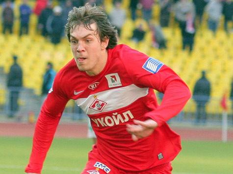 Дзюба и Дьяков попали в окончательный состав сборной России