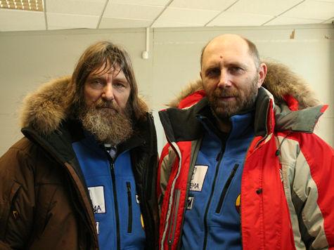 Федор Конюхов: «Возвращаюсь на Северный полюс, потому что соскучился»