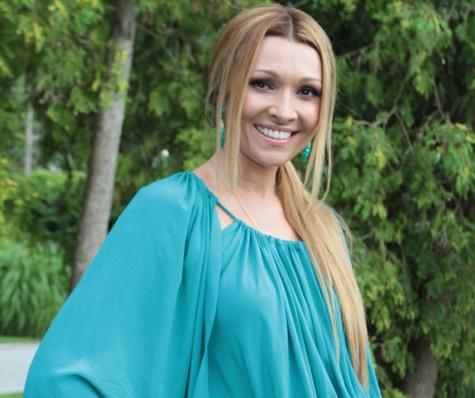 Анжелика Агурбаш борется в суде за сына и фамилию