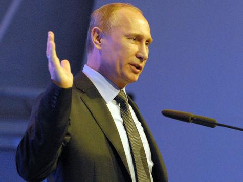 Человеком года стал Путин
