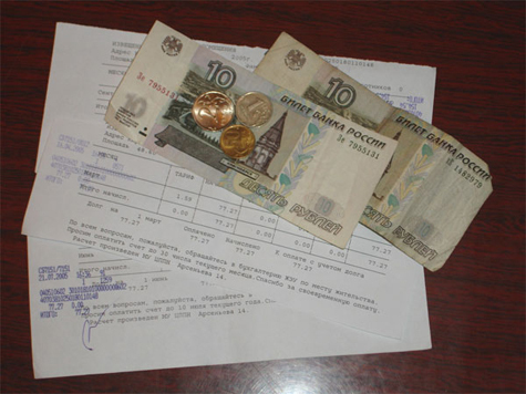 Владимирцам, чьи расходы на коммунальные услуги превышают 22% от общего дохода, положена денежная помощь от государства
