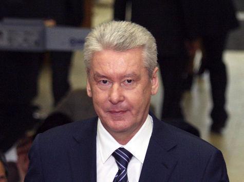 Собянин намерен баллотироваться на второй срок