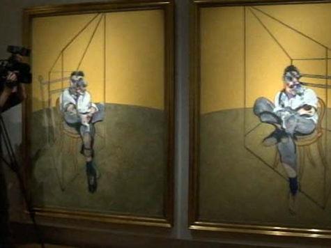 Триптих Бэкона продан за $142,4 млн — это мировой рекорд для картин, проданных с молотка