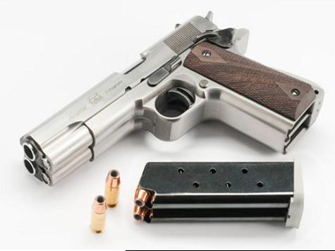 Русские вместе с итальянцами разработали первый двухствольный самозарядный пистолет. ВИДЕО