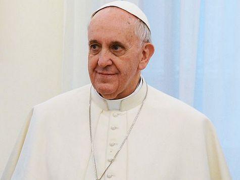 Папа Франциск проявляет искреннюю скромность или устроил пиар-акцию?