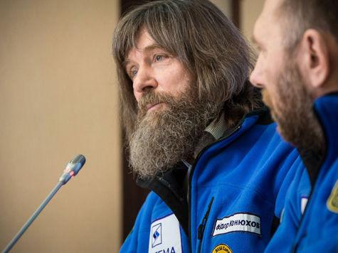 Федор Конюхов проедет 4 тысячи километров на собаках