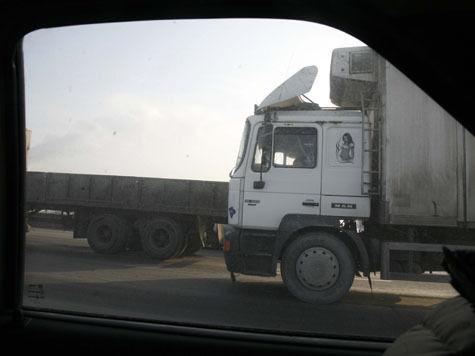 Определен размер штрафов для грузовиков