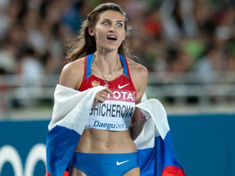 Итальянцы считают Анну Чичерову главной соперницей на ЧМ по легкой атлетике