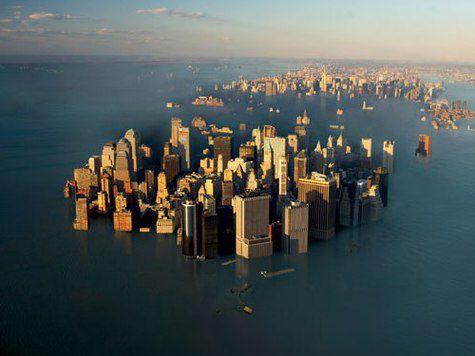 Из-за глобального потепления жизнь в Европе делается невыносимой