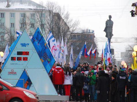 Олимпиада в Сочи: приглашения получили еще не все