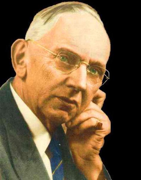 Американский целитель Эдгар Кейси верил в русскую духовность
