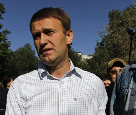 Навальный  и «большой брат»