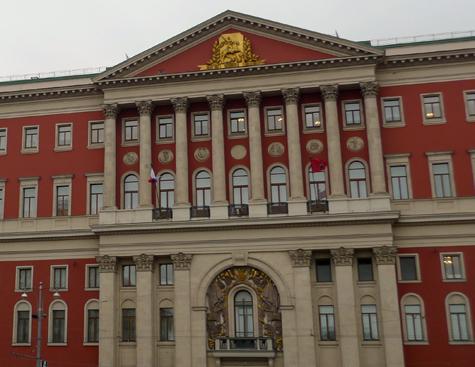 Мэрия Москвы окунется в эпоху начала 19 века