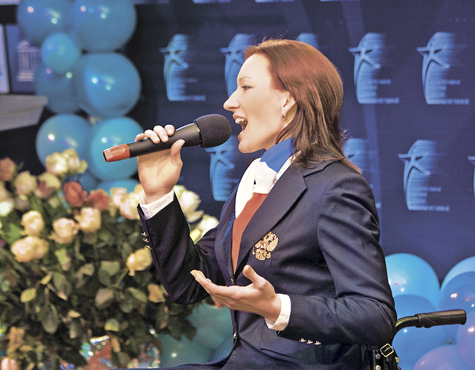 Людмила Васильева: Выиграю – спою!