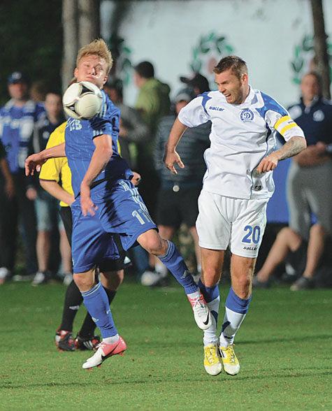 Соловьев не хочет покидать «Динамо»?