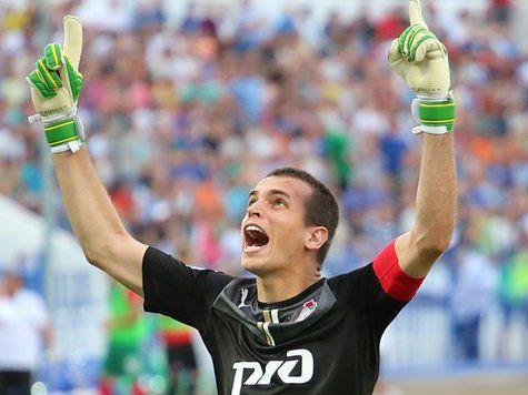 «Локомотив» потерял вратаря до конца года