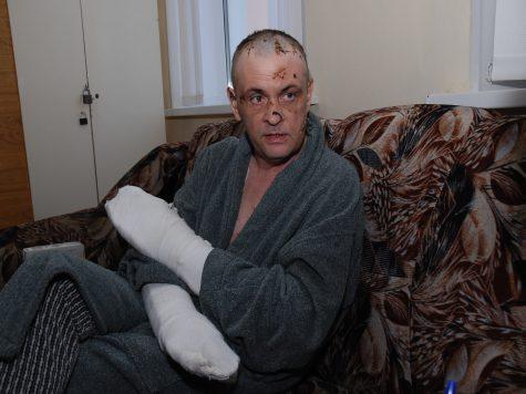 жена нанесла мужу 126 ударов топором
