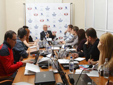 Каждая встреча донского бизнесмена Ивана Саввиди с журналистами — это событие и информационный повод регионального масштаба