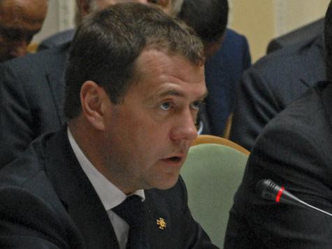 Медведев заказал роботов для обороны страны