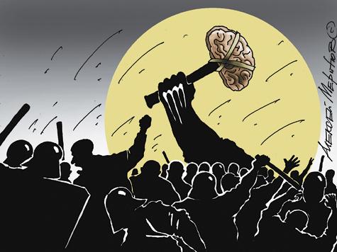 Перед акцией 12 июня оппозиционеры решили, что будут скидываться на резко повышенные штрафы