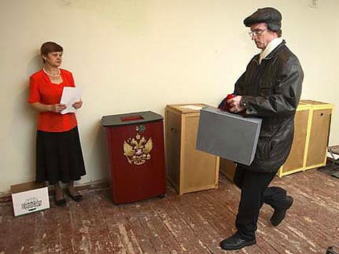 """Выборы пройдут """"организованно"""""""