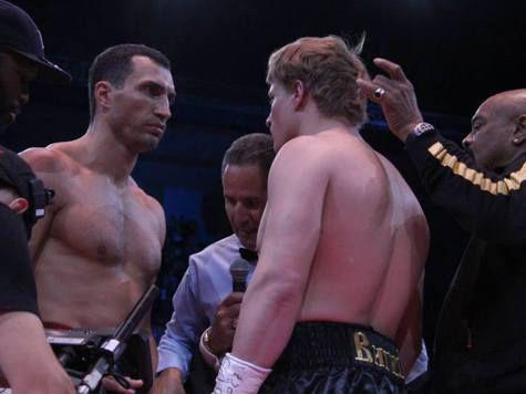 Поветкин будет добиваться матча-реванша против Кличко