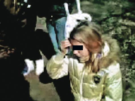 Очередное видео издевательств над школьницей попало в Интернет