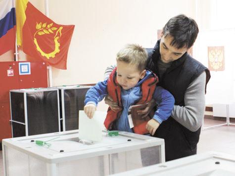 Результаты территориальных выборов 8 сентября в Московской области