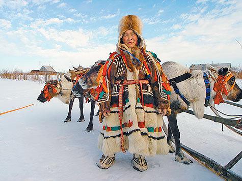 """""""МК"""" выяснил, как живет Россия нефти, тундры и оленей"""