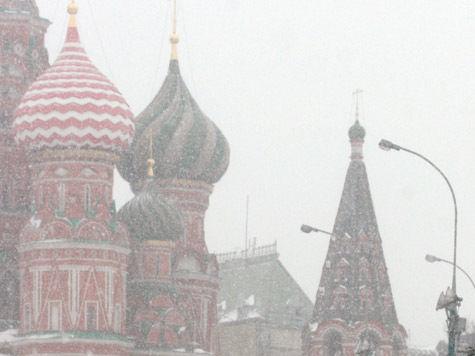 Первый снег опередил события