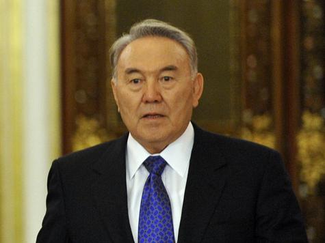 ДАМа в Астане приняли по президентскому протоколу