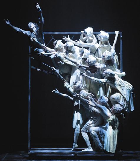 Борис Эйфман показал в Большом своего скульптурного «Родена»