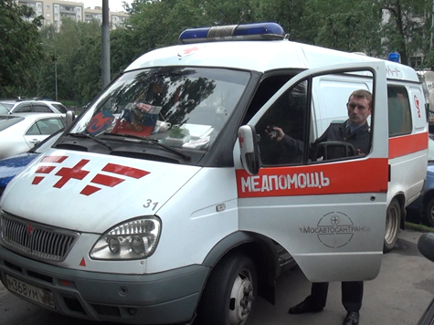 Таксисты возомнили себя водителями «скорой помощи»